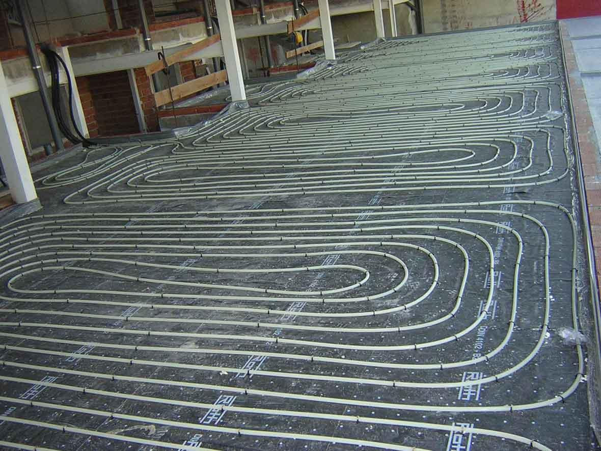 Instalacion suelo radiante roth 5 energ a solar - Instalacion suelo radiante ...